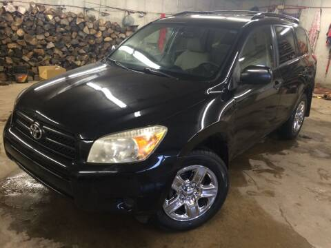 2007 Toyota RAV4 for sale at K2 Autos in Holland MI