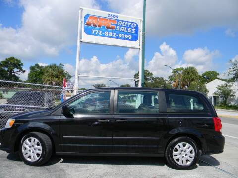2014 Dodge Grand Caravan for sale at APC Auto Sales in Fort Pierce FL