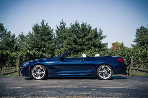 2016 BMW 6 Series for sale at EA Motorgroup in Austin TX