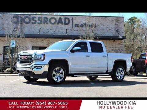 2018 GMC Sierra 1500 for sale at JumboAutoGroup.com in Hollywood FL