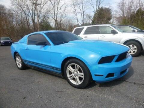 2010 Ford Mustang for sale at Gillie Hyde Auto Group in Glasgow KY