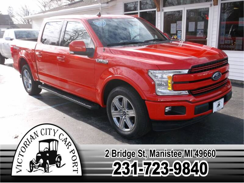 2019 Ford F-150 for sale at Victorian City Car Port INC in Manistee MI