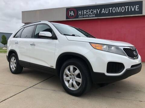 2012 Kia Sorento for sale at Hirschy Automotive in Fort Wayne IN