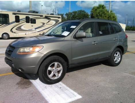 2008 Hyundai Santa Fe for sale at Elite Cars Pro in Oakland Park FL