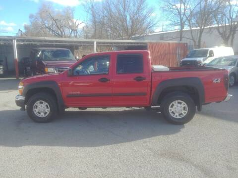 2004 Chevrolet Colorado for sale at Lewis Used Cars in Elizabethton TN