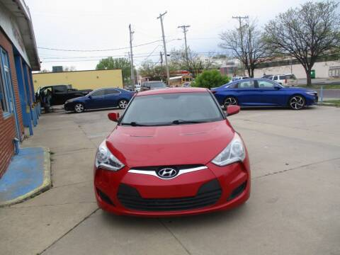 2012 Hyundai Veloster for sale at Discount Motor Sales LLC in Wichita KS