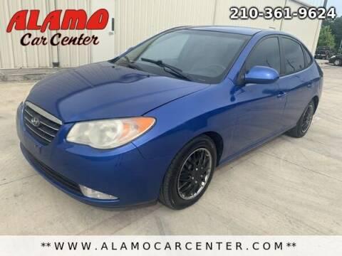 2008 Hyundai Elantra for sale at Alamo Car Center in San Antonio TX