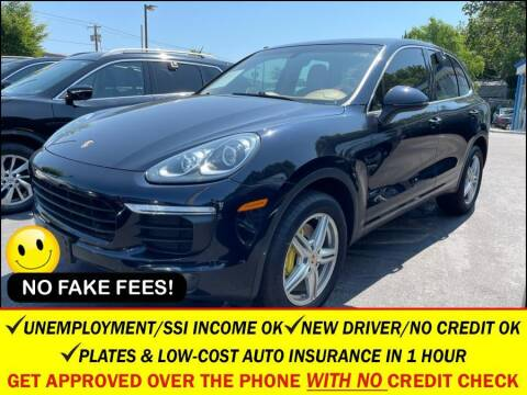 2016 Porsche Cayenne for sale at AUTOFYND in Elmont NY