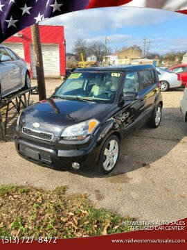 "2011 Kia Soul for sale at MIDWESTERN AUTO SALES        ""The Used Car Center"" in Middletown OH"