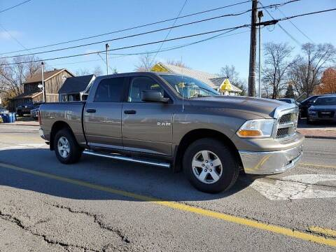 2009 Dodge Ram Pickup 1500 for sale at CItywide Auto Credit in Oregon OH