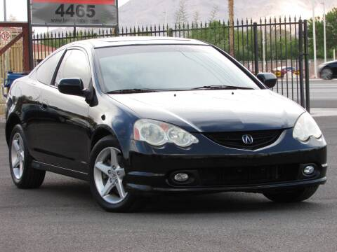 2002 Acura RSX for sale at Best Auto Buy in Las Vegas NV