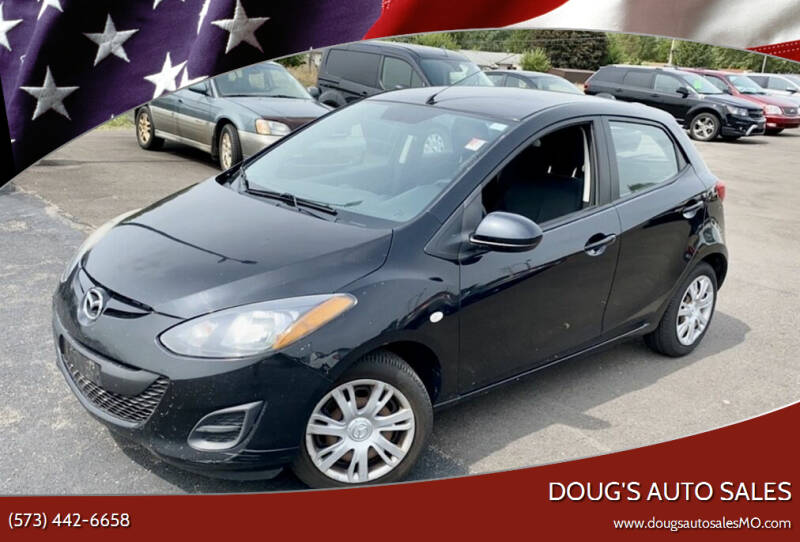 2014 Mazda MAZDA2 for sale at Doug's Auto Sales in Columbia MO