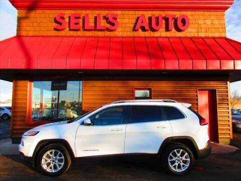 2016 Jeep Cherokee for sale at Sells Auto INC in Saint Cloud MN