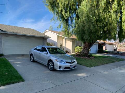 2010 Toyota Camry Hybrid for sale at Blue Eagle Motors in Fremont CA