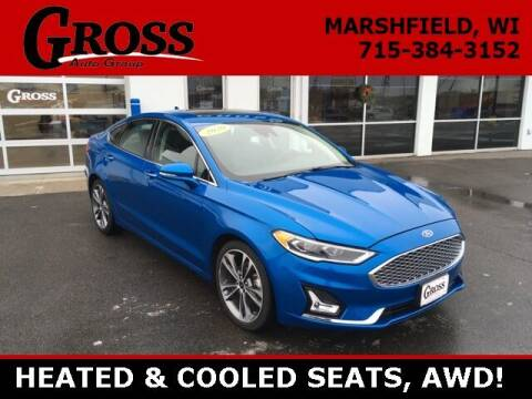 2020 Ford Fusion for sale at Gross Motors of Marshfield in Marshfield WI