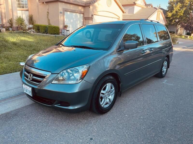 2007 Honda Odyssey for sale at Golden Deals Motors in Orangevale CA