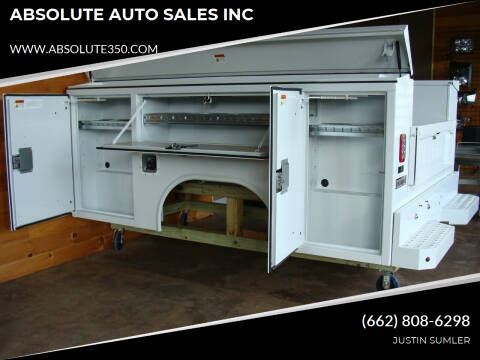 2020 READING TRUCK BODY SL ST 98 SW W/ SPACEMAKER LID for sale at ABSOLUTE AUTO SALES INC - Reading Truck Body in Corinth MS