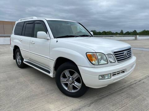 2006 Lexus LX 470 for sale at Car Match in Temple Hills MD