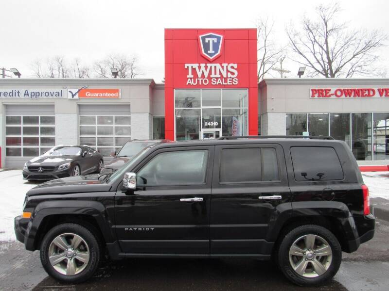 2012 Jeep Patriot for sale at Twins Auto Sales Inc in Detroit MI