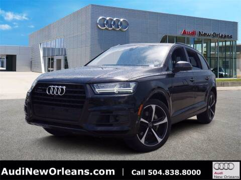 2019 Audi Q7 for sale at Metairie Preowned Superstore in Metairie LA