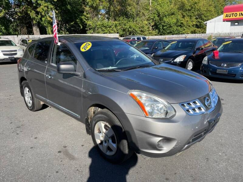 2012 Nissan Rogue for sale at Auto Revolution in Charlotte NC