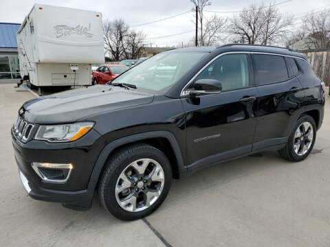 2019 Jeep Compass for sale at Kell Auto Sales, Inc - Grace Street in Wichita Falls TX