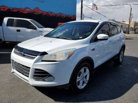2013 Ford Escape for sale at DPM Motorcars in Albuquerque NM