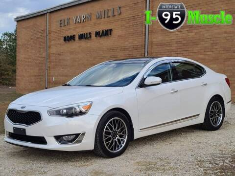 2014 Kia Cadenza for sale at I-95 Muscle in Hope Mills NC