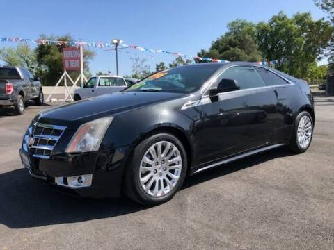 2011 Cadillac CTS for sale at C J Auto Sales in Riverbank CA