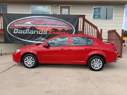 2010 Chevrolet Cobalt for sale at Badlands Brokers in Rapid City SD