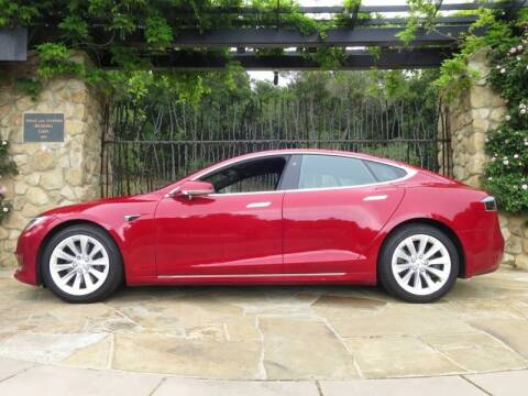2017 Tesla Model S for sale at Milpas Motors in Santa Barbara CA