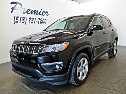 2018 Jeep Compass for sale at Premier Automotive Group in Milford OH