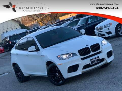 2010 BMW X6 M for sale at Star Motor Sales in Downers Grove IL