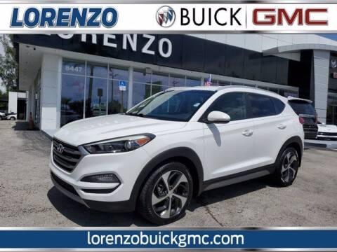 2017 Hyundai Tucson for sale at Lorenzo Buick GMC in Miami FL