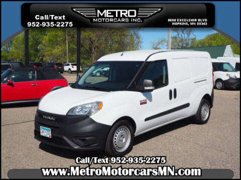 2019 RAM ProMaster City Cargo for sale at Metro Motorcars Inc in Hopkins MN