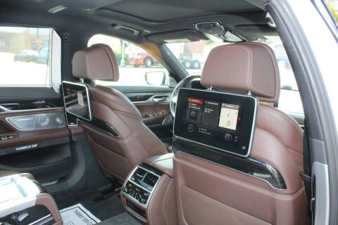 2018 BMW 7 Series for sale at MIKEY AUTO INC in Hollis NY