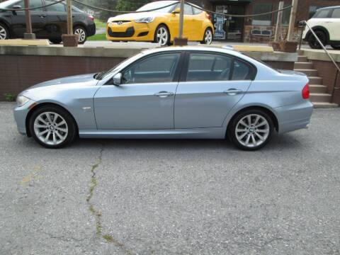 2011 BMW 3 Series for sale at WORKMAN AUTO INC in Pleasant Gap PA