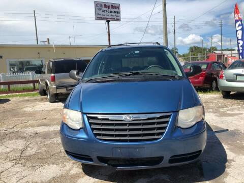 2005 Chrysler Town and Country for sale at Mego Motors in Orlando FL