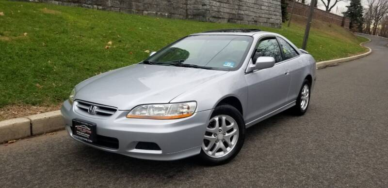 2002 Honda Accord for sale at ENVY MOTORS LLC in Paterson NJ