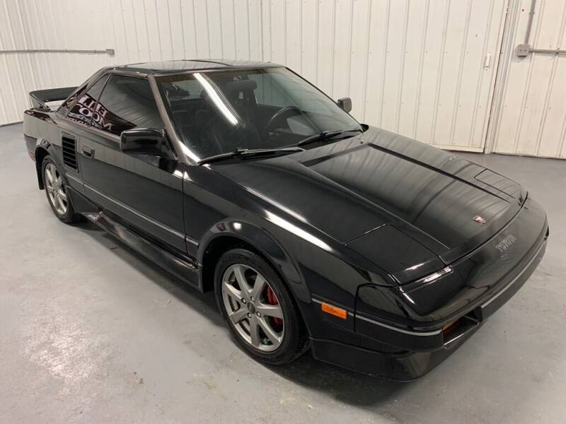 1989 Toyota MR2 for sale at Elite Motors in Uniontown PA