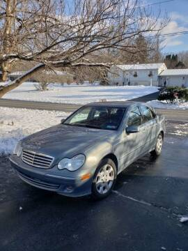 2005 Mercedes-Benz C-Class for sale at Alpine Auto Sales in Carlisle PA