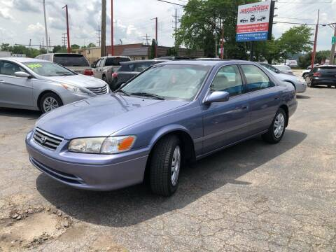 2000 Toyota Camry for sale at Nationwide Auto Group in Melrose Park IL