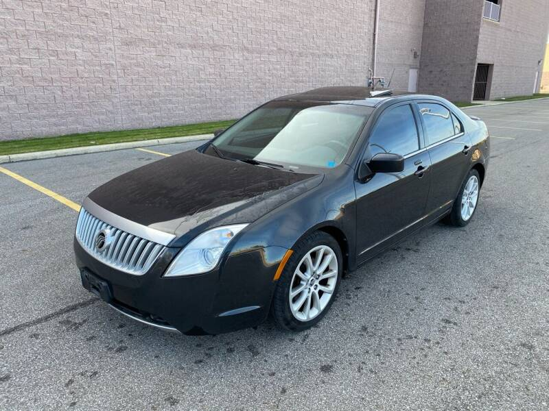 2010 Mercury Milan for sale at JE Autoworks LLC in Willoughby OH