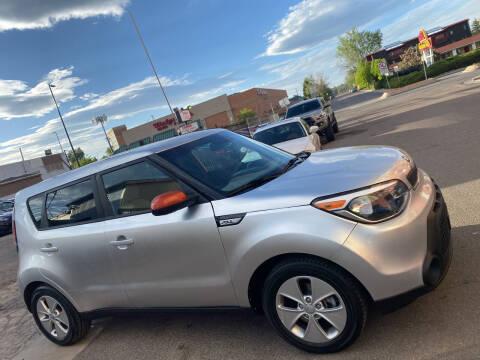 2015 Kia Soul for sale at Sanaa Auto Sales LLC in Denver CO