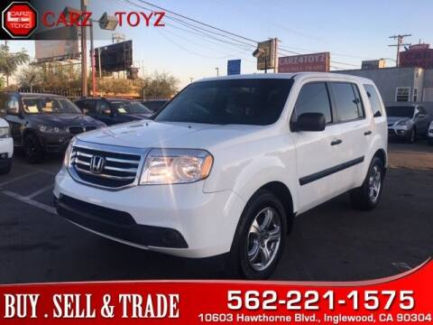2015 Honda Pilot for sale at Carz 4 Toyz in Inglewood CA