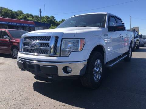 2010 Ford F-150 for sale at Instant Auto Sales in Chillicothe OH