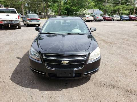 2008 Chevrolet Malibu for sale at 1st Priority Autos in Middleborough MA