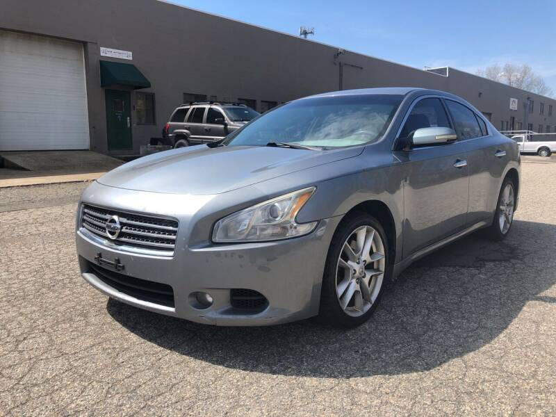 2009 Nissan Maxima for sale at Used Cars 4 You in Carmel NY
