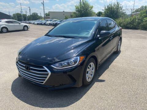 2018 Hyundai Elantra for sale at Mr. Auto in Hamilton OH