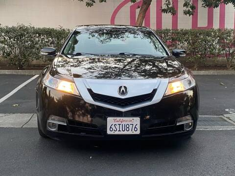 2011 Acura TL for sale at CARFORNIA SOLUTIONS in Hayward CA